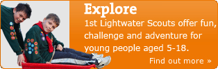 Explore with Lightwater Scouts!