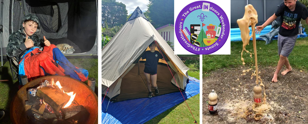 UK Scout Summer Camp 2020